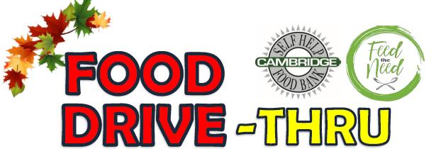 Feed The Need Food Drive-Thru